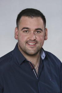 Portraitbild Huber Marco