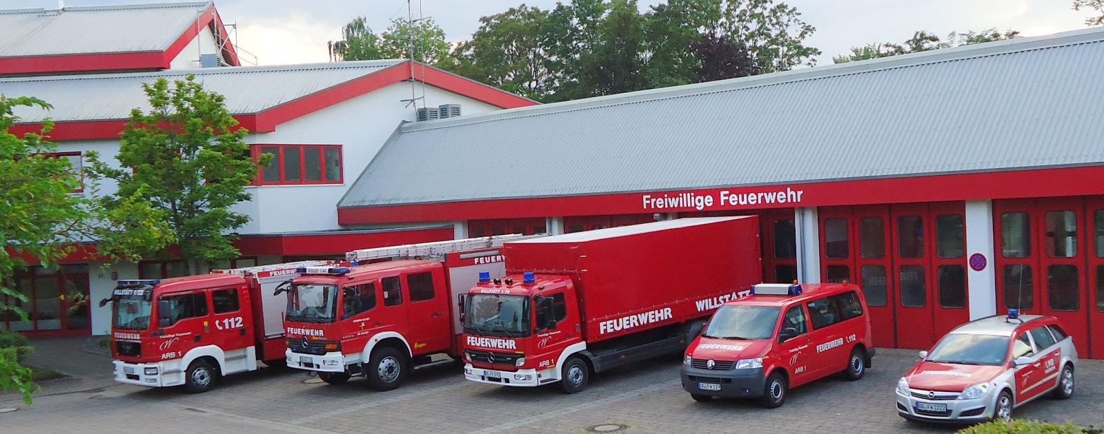 Gerätehaus freiwilige Feuerwehr Willstaett