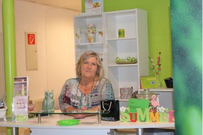Ute Özuag / Geschäftsinhaberin BeautyBox