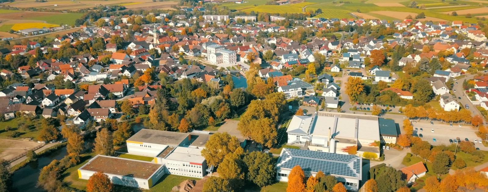 Luftaufnahme Willstätt