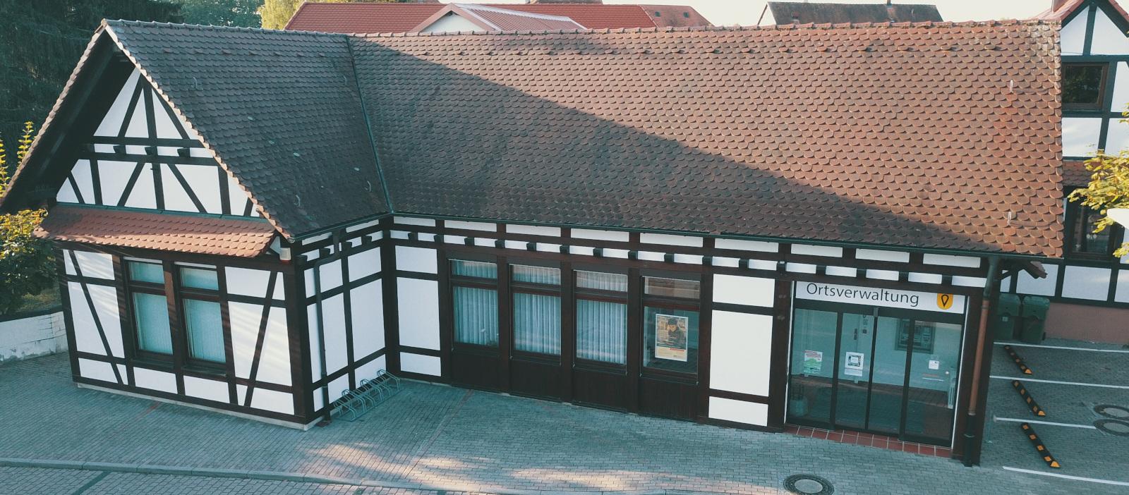 Ortsverwaltung in Legelshurst
