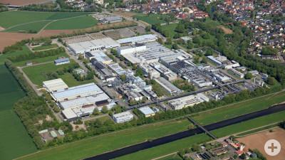 Industriepark Willstätt Luftbild