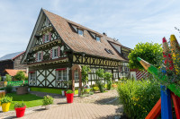 Außenansicht Haus Maler Alexander Adolph