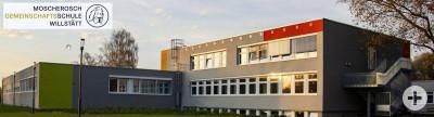 Schulgebäude Moscherosch-Schule