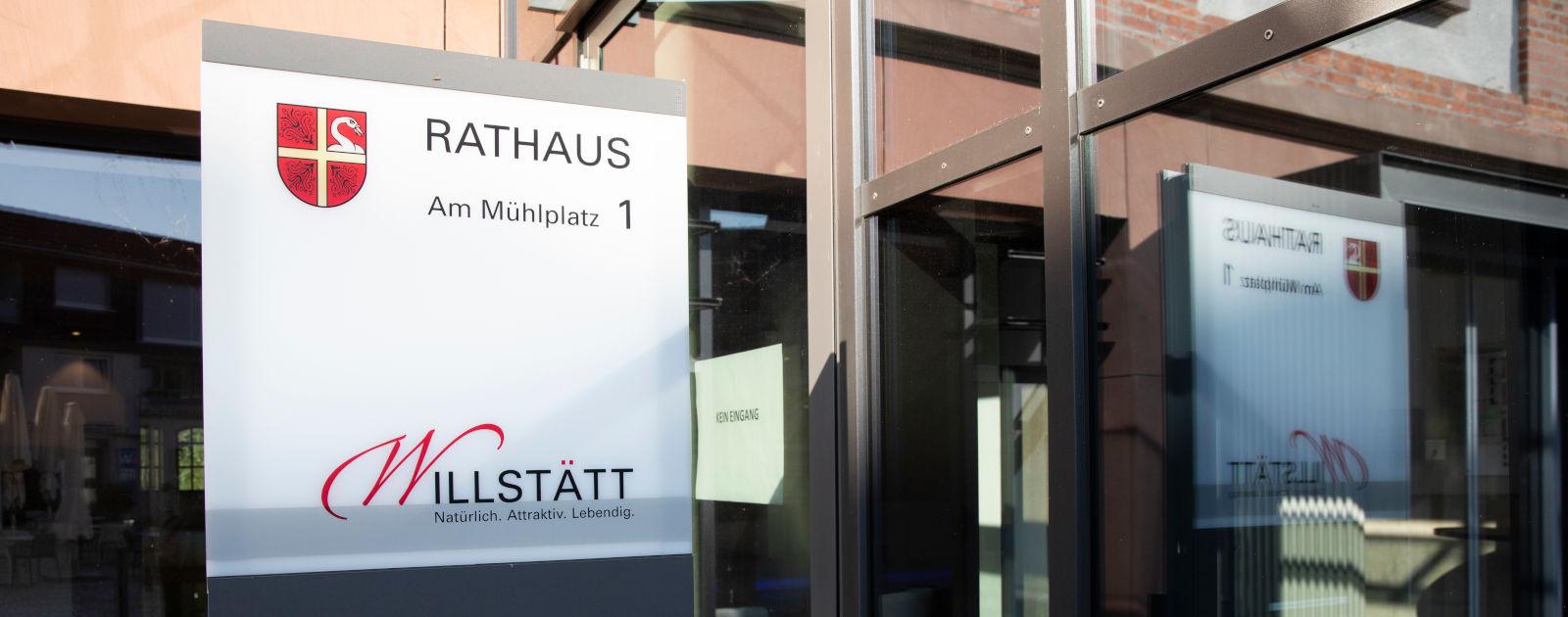 Briefkasten Rathaus Willstätt