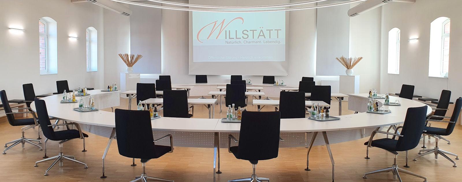 Bürgersaal Gemeinde Willstätt