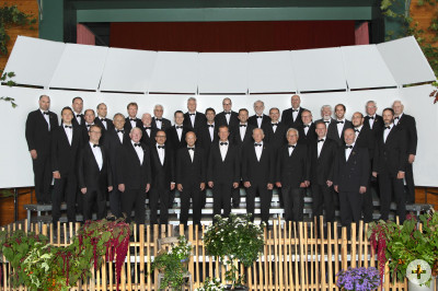 Männerchor Eckartsweier 100-jähriges Jubiläum 2019