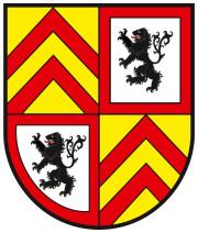 Wappen Sand