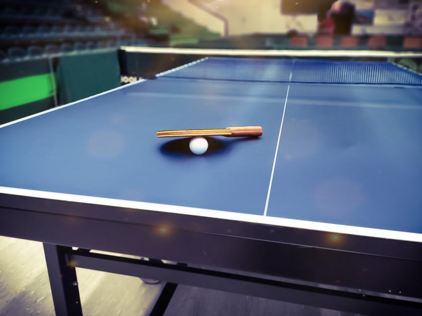 Tischtennisplatte TTC Willstätt