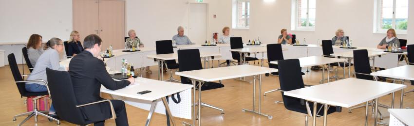 Sitzung des Arkbeitskreises Senioren der Gemeinde Willstätt
