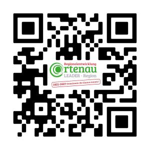 QR-Code LEADER Region Ortenau